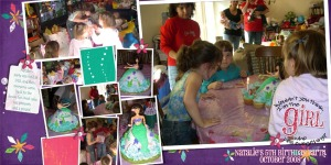 Natalie's 5th Birthday